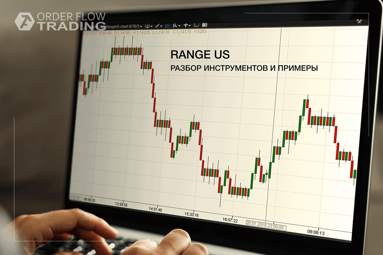 Как искать сделки на графике RangeUS