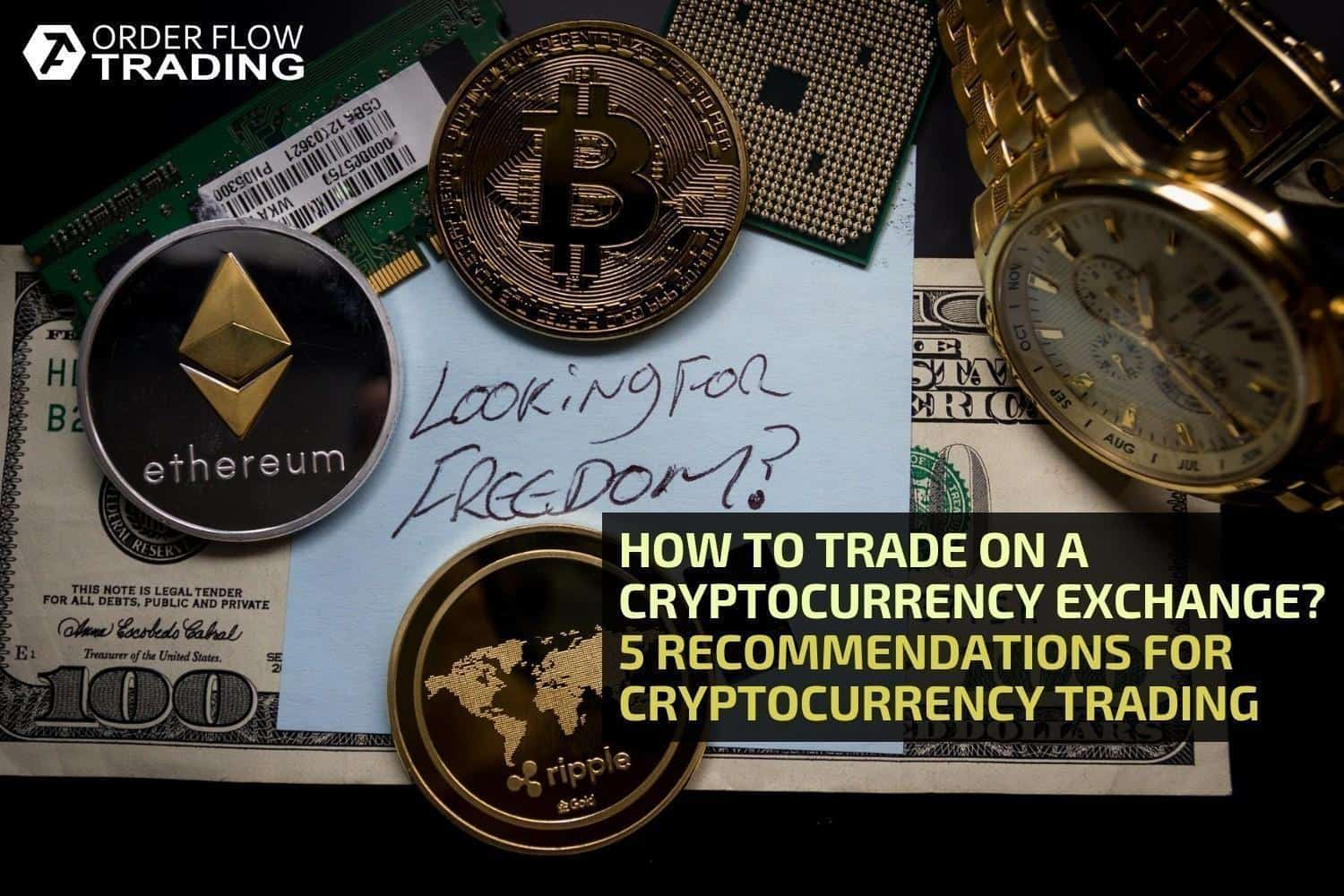 cryptocurrency trader coin reverse