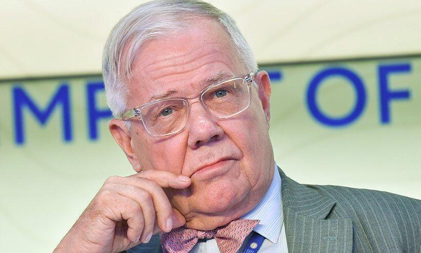 Jim Rogers. A story of a trader