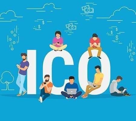 ico первичное размещение монет
