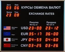 обменный пункт для любой мировой валюты