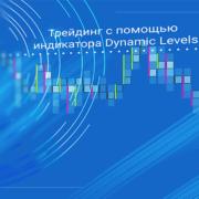 Использование индикатора Dynamic levels для трейдинга внутри дня