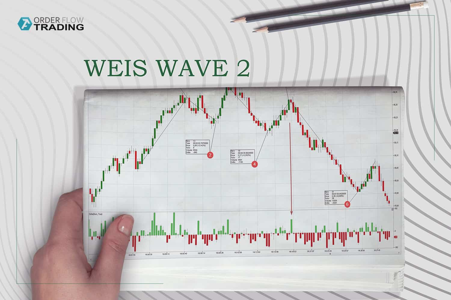 How to use the Weis Wave Indicator.