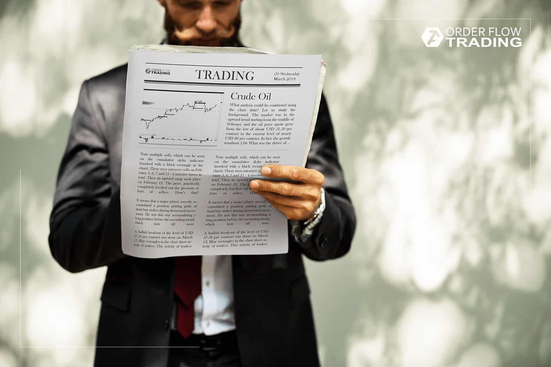 Анализ рынка фьючерсов на нефть.