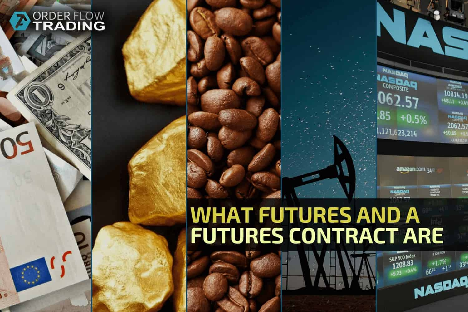 What futures and a futures contract are