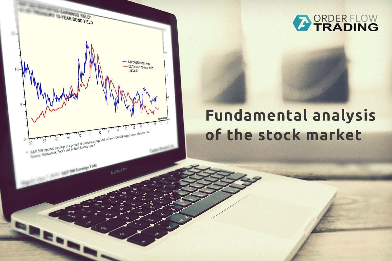 Fundamental analysis of the stock market