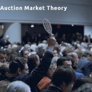 Теория рыночного аукциона