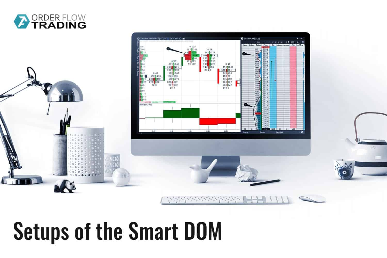 TOP-7 Smart DOM setups for trading