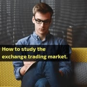 How to study the exchange trading market. Analytics for beginner traders.