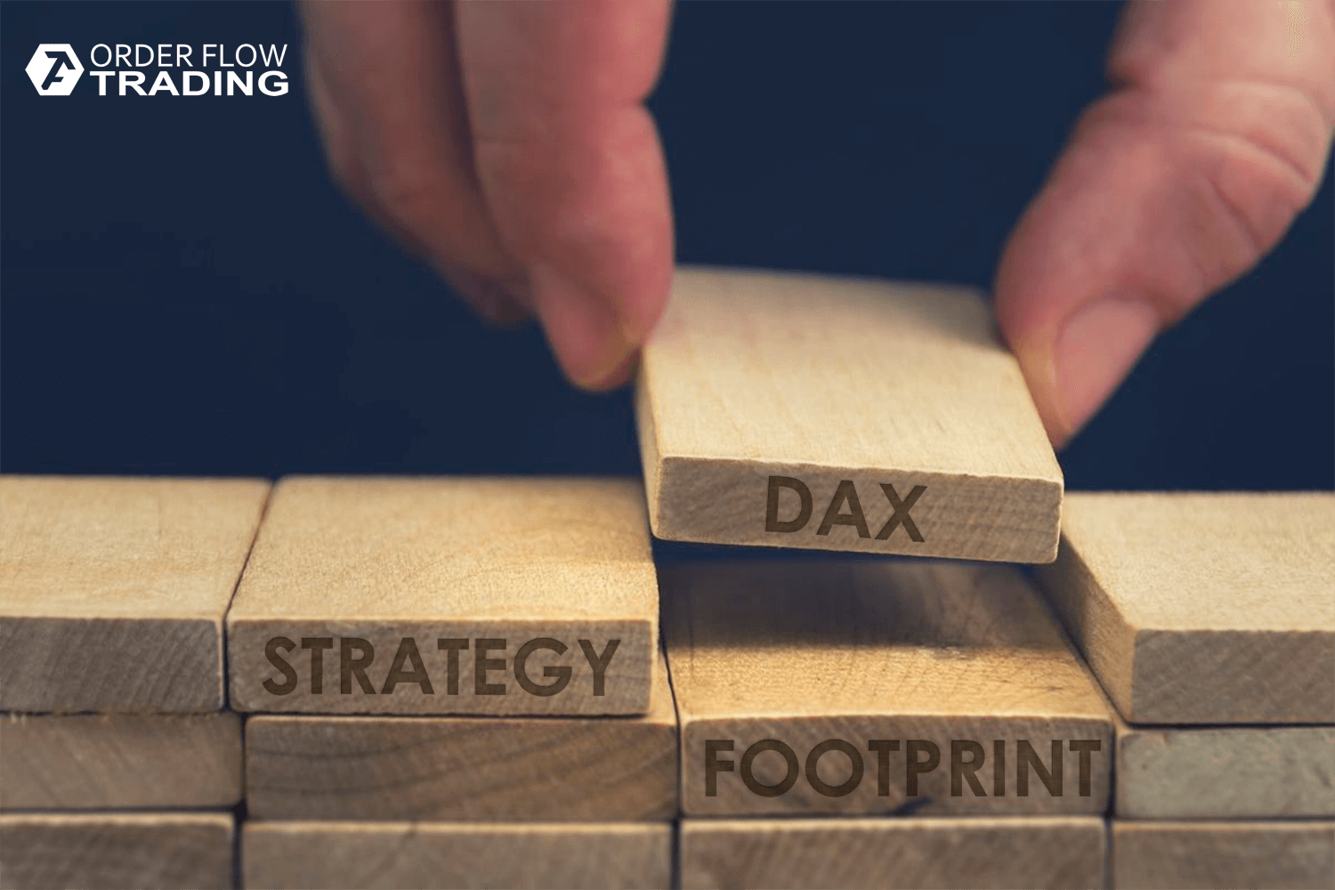 Strategy of using the footprint through the example of dax