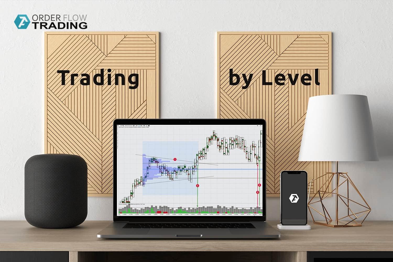 Торговля по уровням с помощью индикаторов