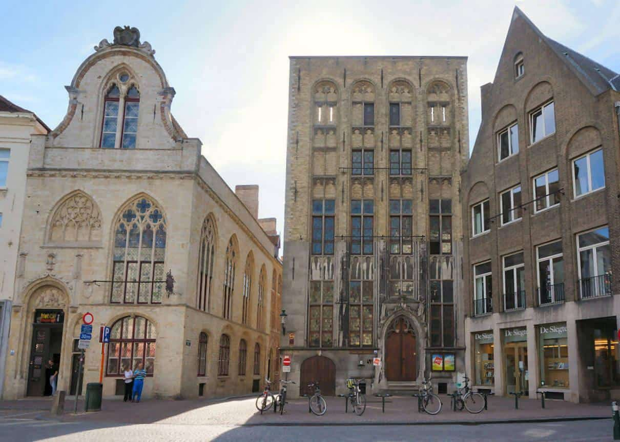 Exchange in Brugge