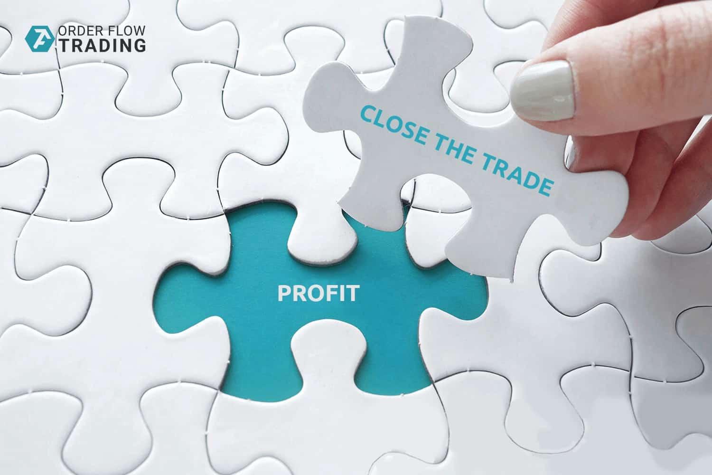 When to close a profitable trade?