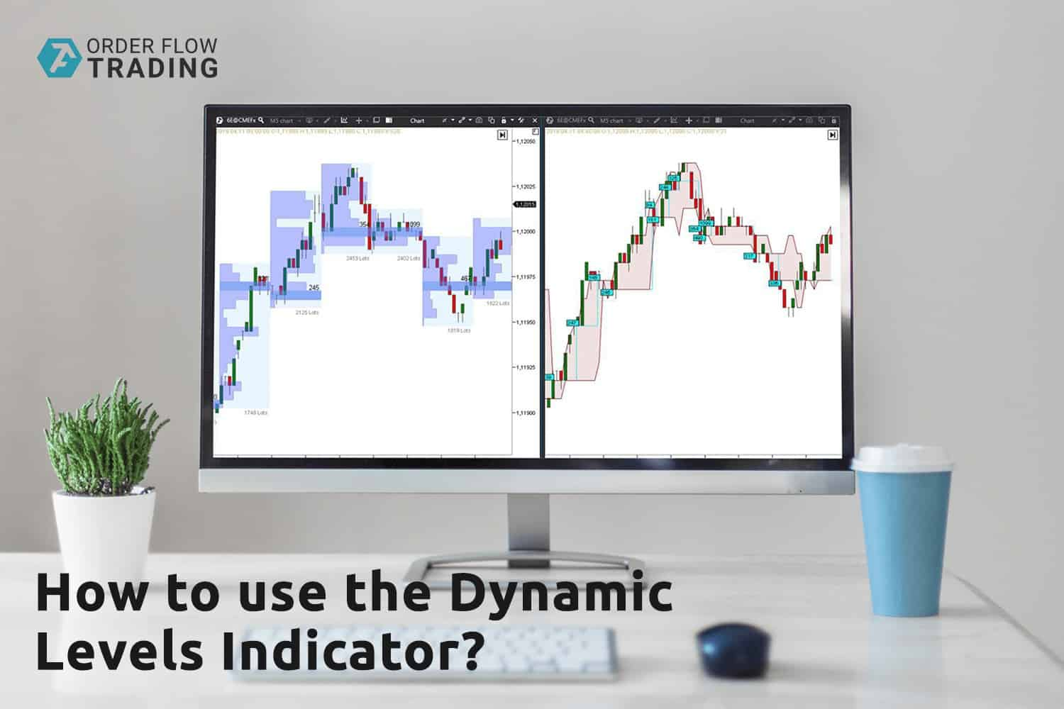 Analysis of levels for trading with the Dynamic Levels indicator