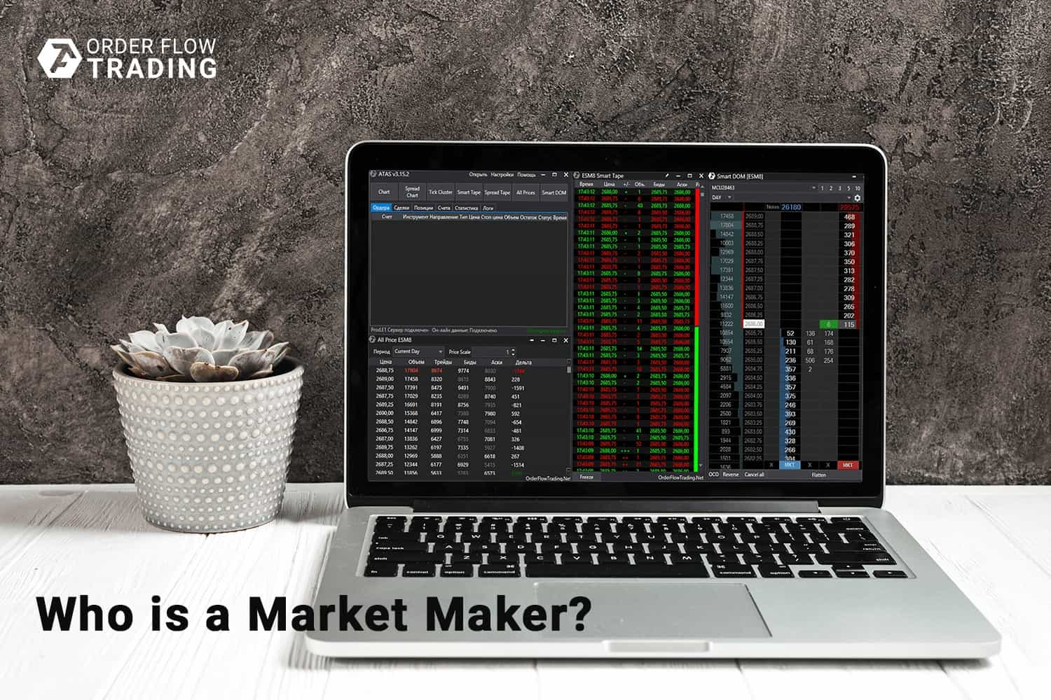 Market makers. Truth and myths
