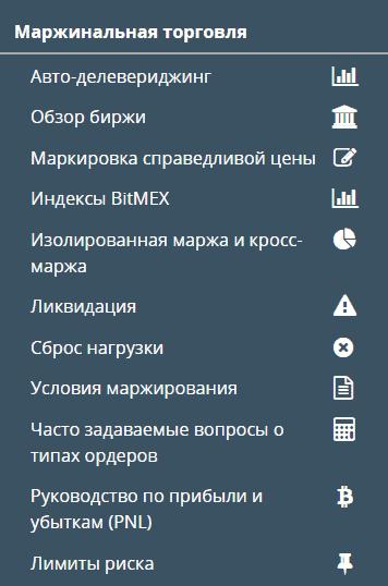 Обзор бирж криптовалют Bitmex