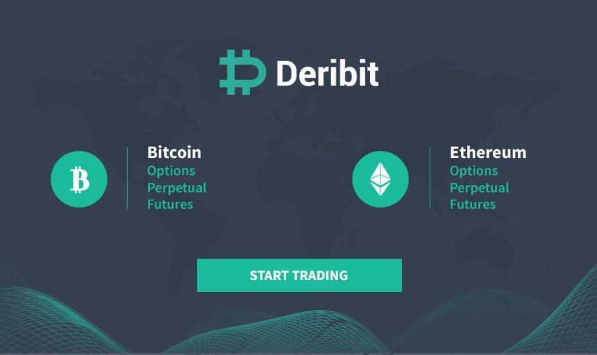Обзор биржи Deribit
