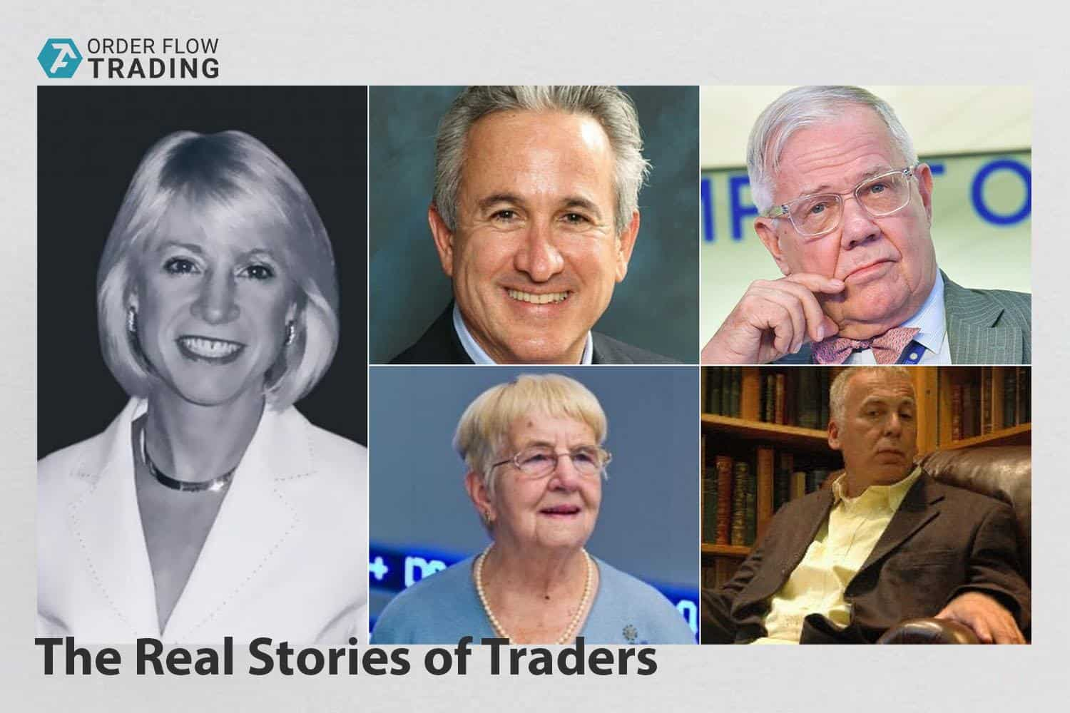 Real trader stories. Failures and successes.