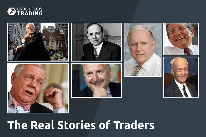 Real trader stories. Part 2