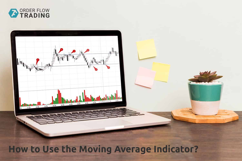 Как использовать индикатор Moving Average?