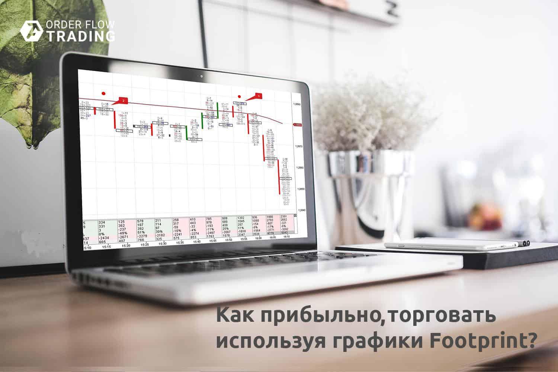 Как прибыльно, торговать используя графики Footprint?