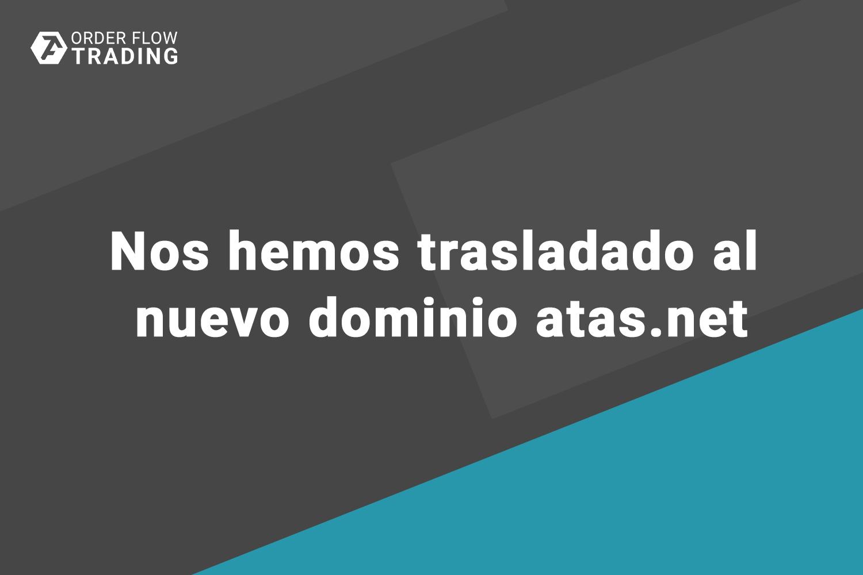 EL SITIO WEB DE ATAS SE TRASLADA A UN NUEVO DOMINIO