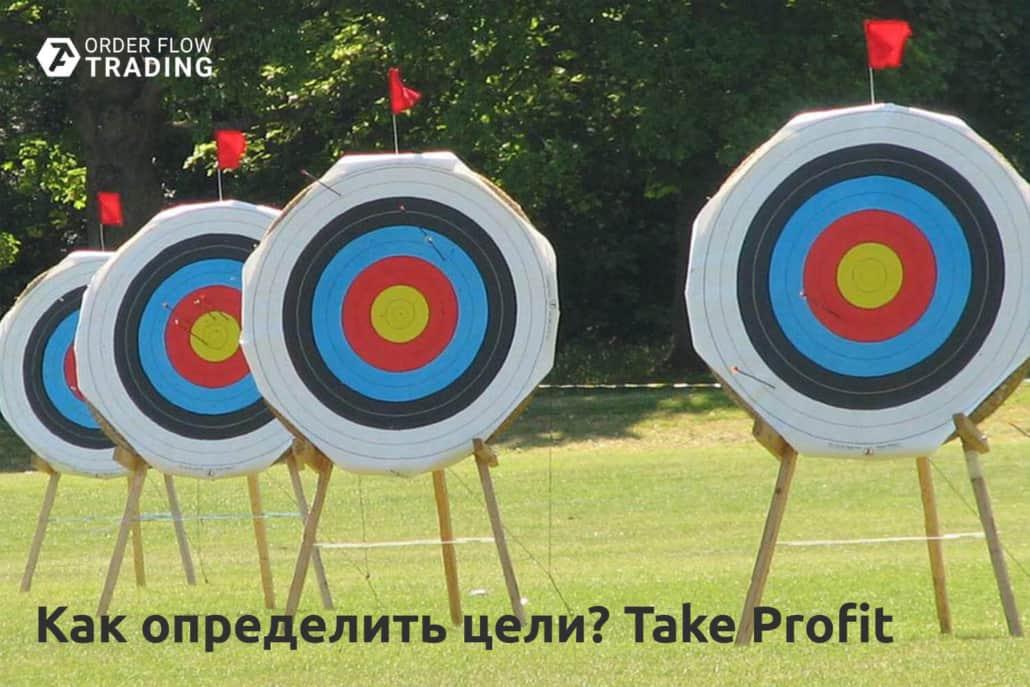 Как определить цели? Take Profit