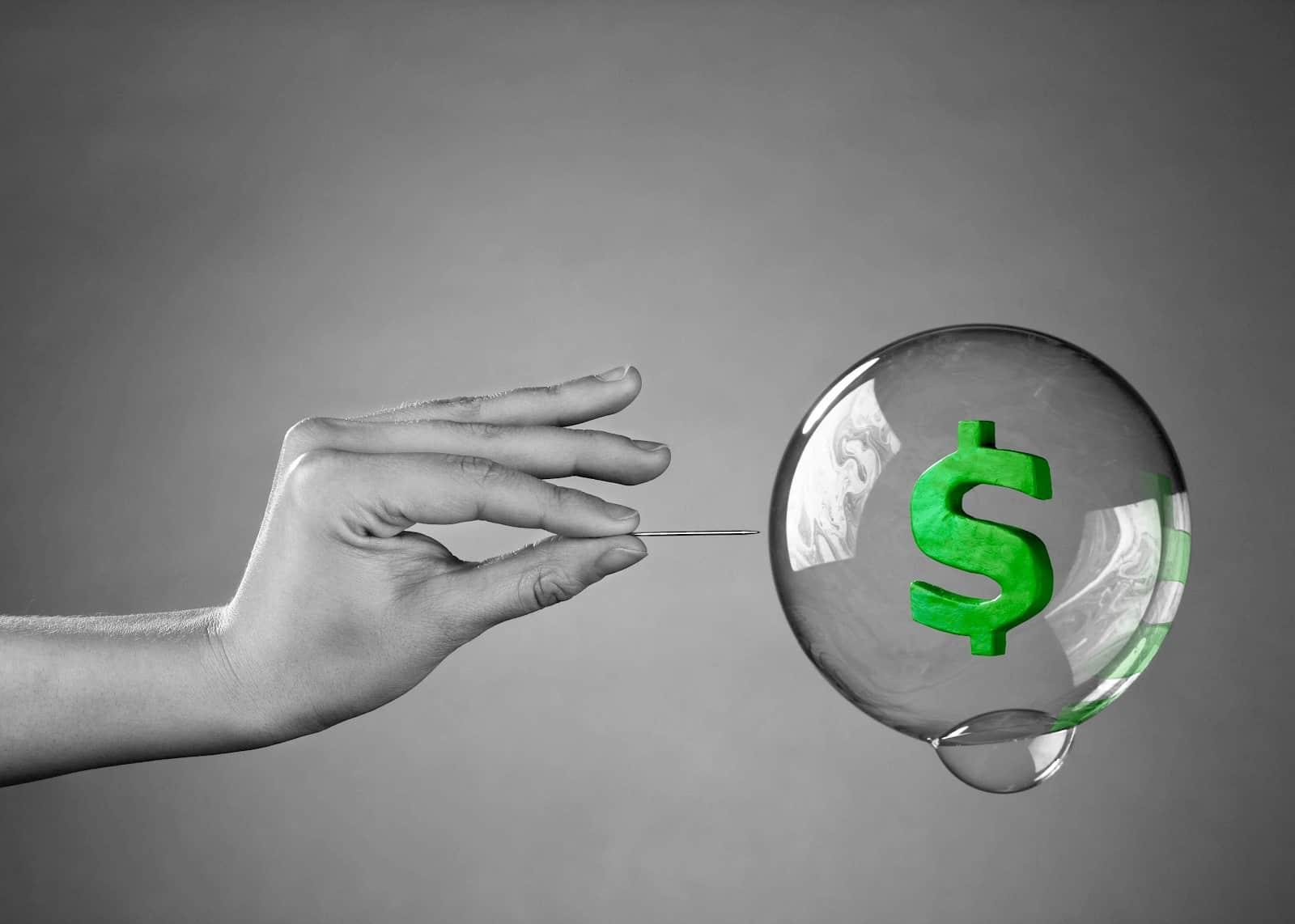 Рыночный пузырь