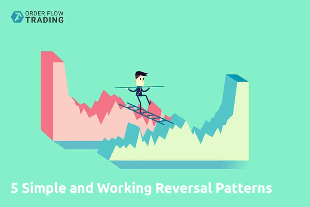 5 simple and working reversal patterns
