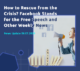 How to Rescue from the Crisis? Facebook Stands for the Free Speech and Other Weekly News