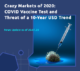 Crazy markets of 2020: vaccine testing for COVID and a threat for the USD 10-year trend