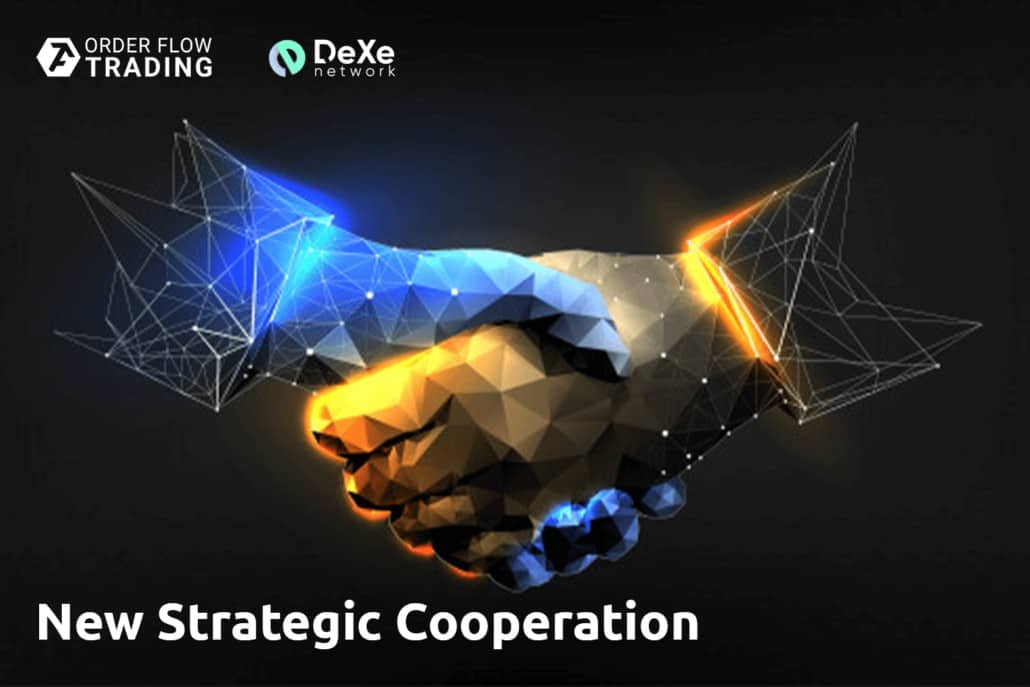 We Are Glad to Announce Our Partnership with DeXe