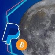 PayPal zaryadil Bitcoin k poletu na Lunu