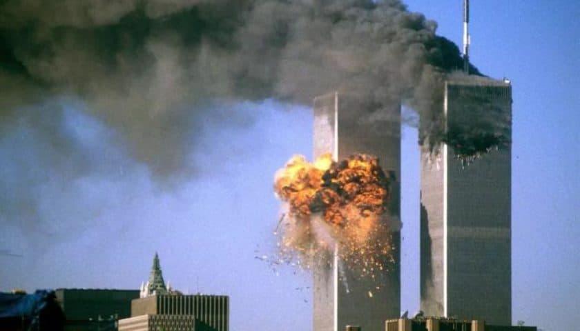 Из-за терактов 11 сентября торговля на NYSE была остановлена на 4 дня