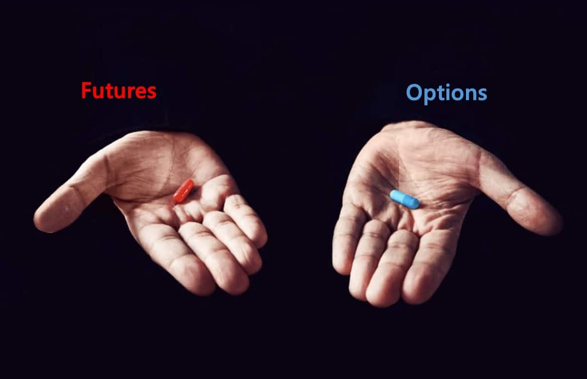 Options and futures - what the difference is