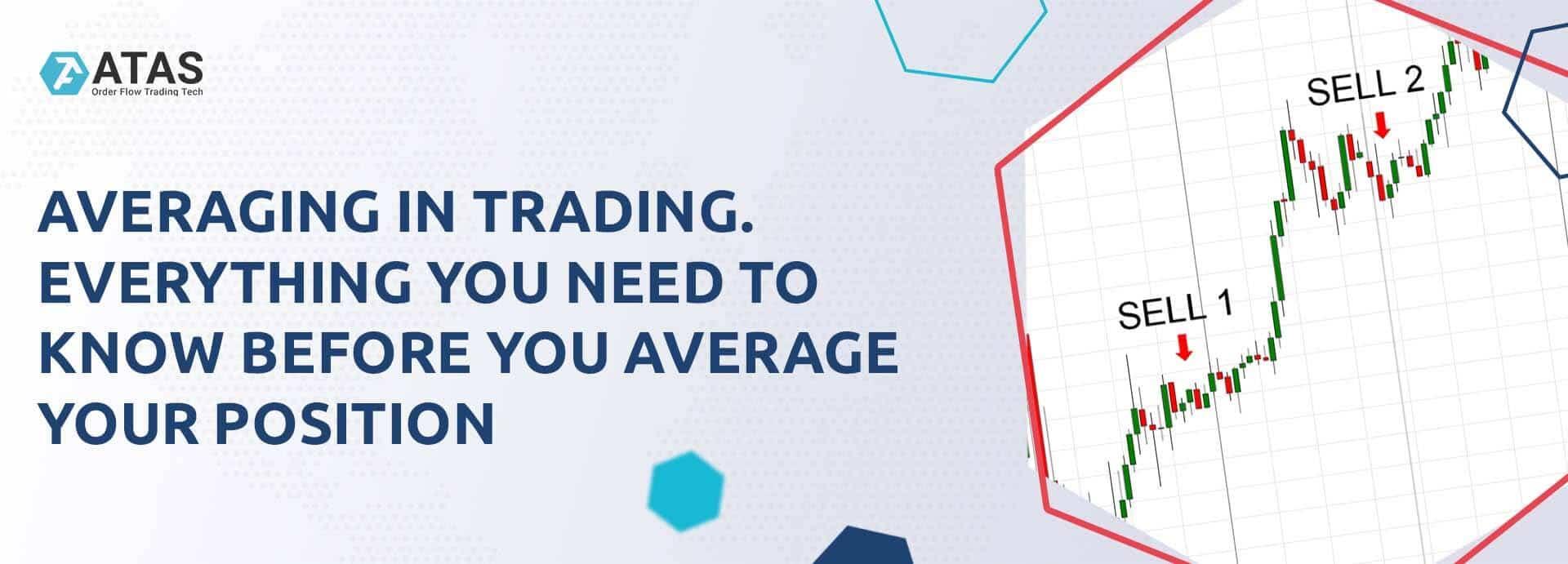 Averaging in trading