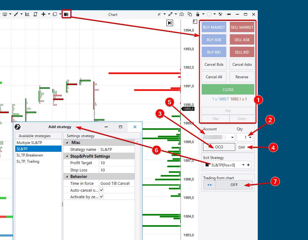 Chart Trader