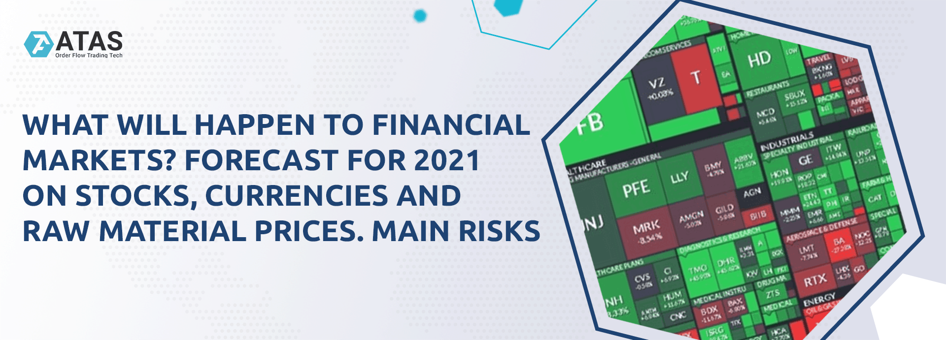 What will happen to financial markets Forecast for 2021 on stocks, currencies and raw material prices. Main risks