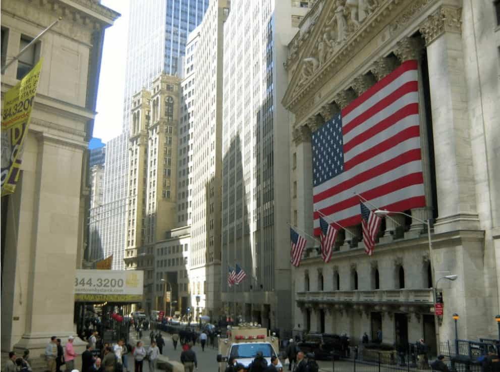 Нью-Йорк. Главный финансовый центр мира