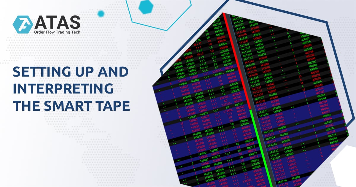 SETTING UP AND INTERPRETING THE SMART TAPE