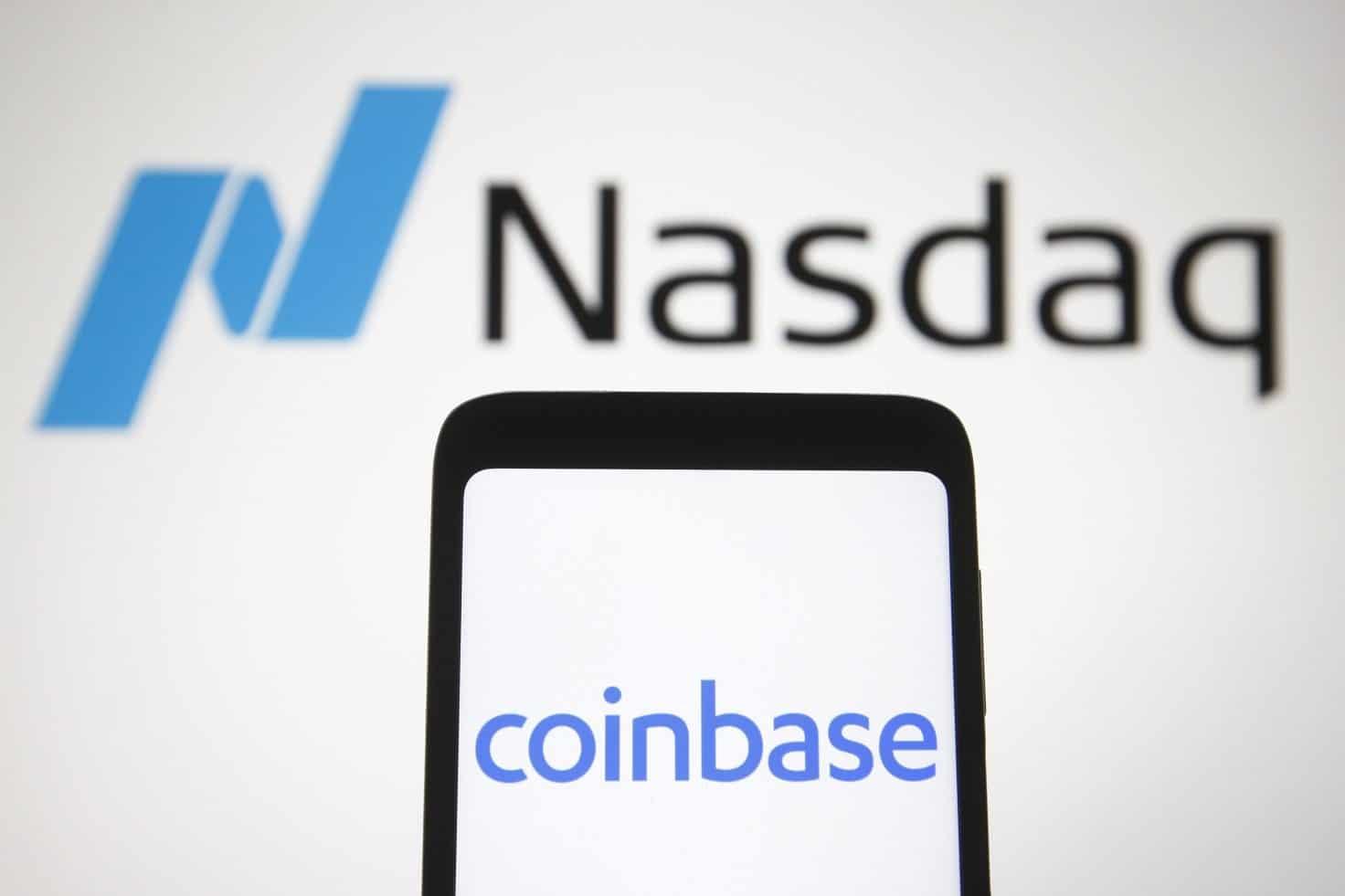 листинг Coinbase на Nasdaq