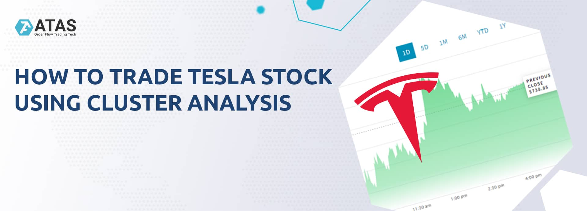 How to trade Tesla stock using cluster analysis
