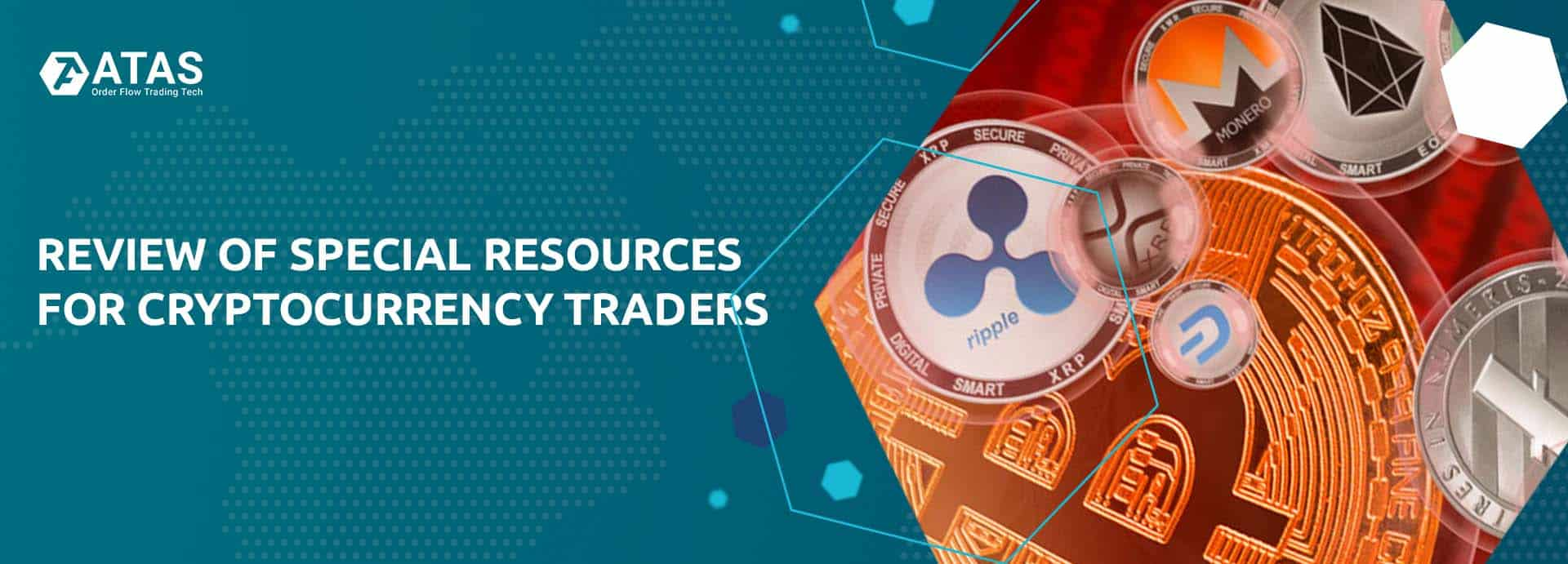 Review of special resources for cryptocurrency traders