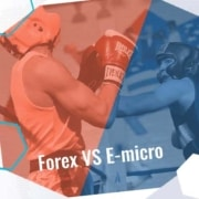 US-Aktienindizes CME-Mikrokontrakte oder Forex-CFDs (2к)